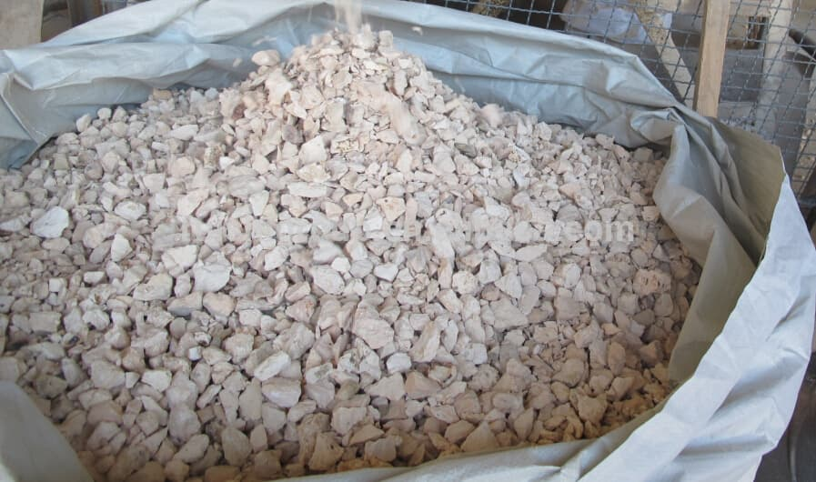 85- alumina 1-3mm calcined bauxite with low price
