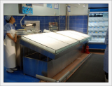 Service Counter Non-Refrigeration - SRCF-NR-C
