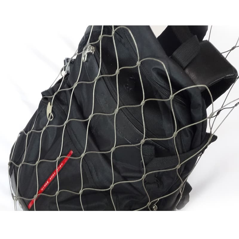 Stainless Steel Wire Mesh Bags_Anti_theft Backpack