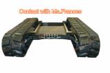 Rubber track frame manufacturer
