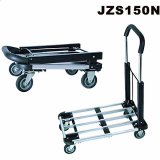 Aluminum Folding Hand Truck JZS150N with EVA