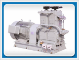 Water-cooled starting air compressors