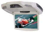 """Ceiling Mount 12"""" Motorized Monitor & DVD Player Combo"""