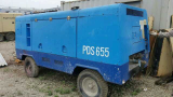 Used air compressor PDS655 PDS750 for sale