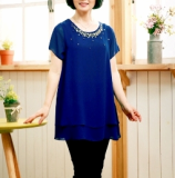 Lace Pearl Blouse[Seoul Mulsan Co., Ltd.]