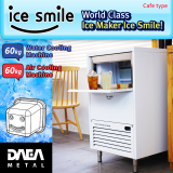Ice Smile Korea Ice Maker Machine Cube Maker_IS_60AP_60WP_