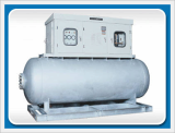 Compressors for electric utilities