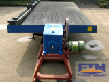 High Efficient Shaking Table For Sale