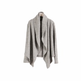 -MONICA-MOBLINE- Wool Blended Cardigan