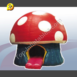 Red Mushroom Model Bou1 064 Kids Bouncers for sale