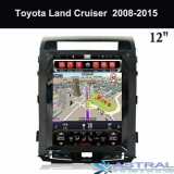 Wholesale Toyota Land Cruiser Central Multimedia Receivers