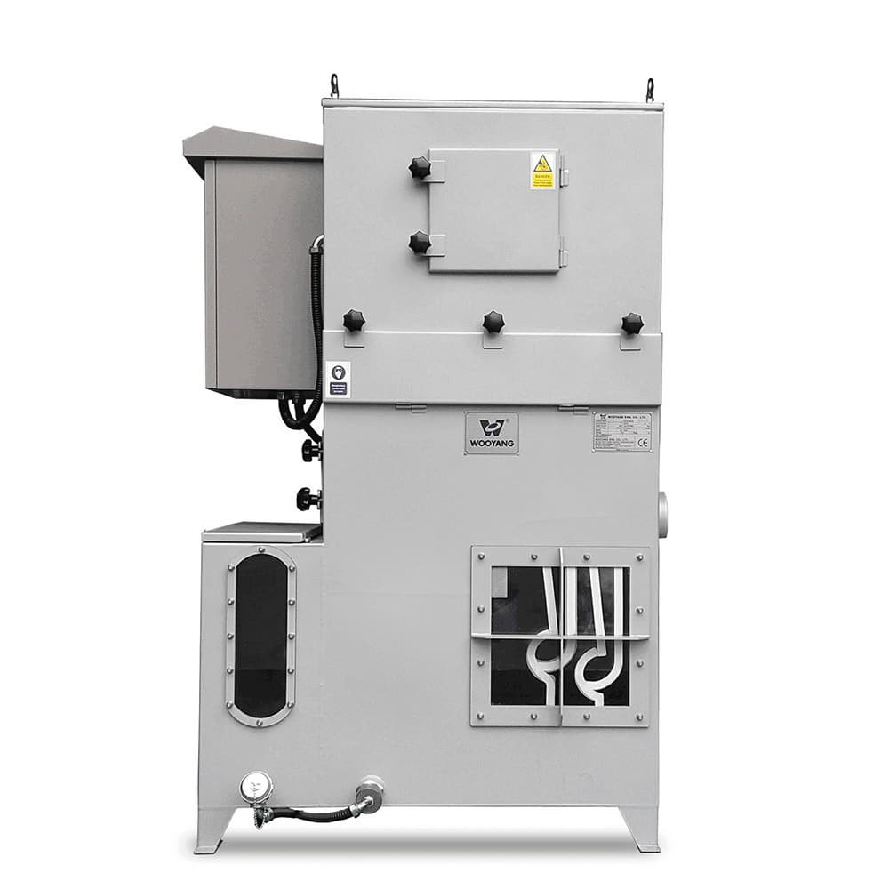 Dust Collector with Water Vortex system _DWS series_