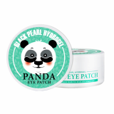White Organia Black Pearl Hydrogel Panda Eye Patch