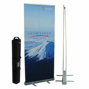 roll up banner stand from suzhou first display advertising liance