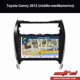 Double Din Car Stereo Device Toyota Camry 2012