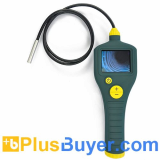 2.7 Inch LCD Video Inspection Camera (IP67 Waterproof, 640x480)