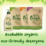 Ecobubble organic eco-friendly detergent