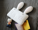 SOABE rabbit shaped pillow