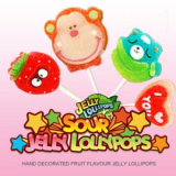 Jelly Lollipops
