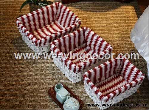 wholesale wicker basket rattan storage basket | tradekorea