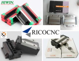 Linear Guide Rail Blocks Cage Carriages For CNC Router