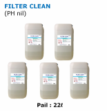 FILTER CLEAN Various filter cleaning detergent