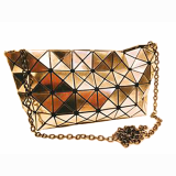 Cube bag cross chain