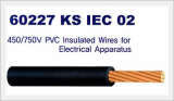 PVC Insulated Wires for Electrical Apparatus