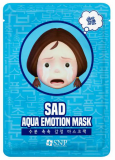 SNP SAD AQUA EMOTION MASK