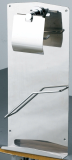 Paper Holder-cum-Megazine Shelf