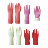 Rubber Gloves Household Latex Gloves