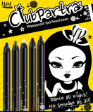 YET Clubpartra Waterproof Gel Pencil Liner
