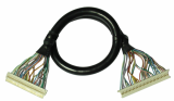 LVDS cable, DVI cable, DATA cable, terminal