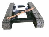 Rubber track undercarriage caterpillar chasis