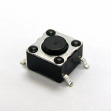 SMD TACT SWITCH-CTT-1102S-