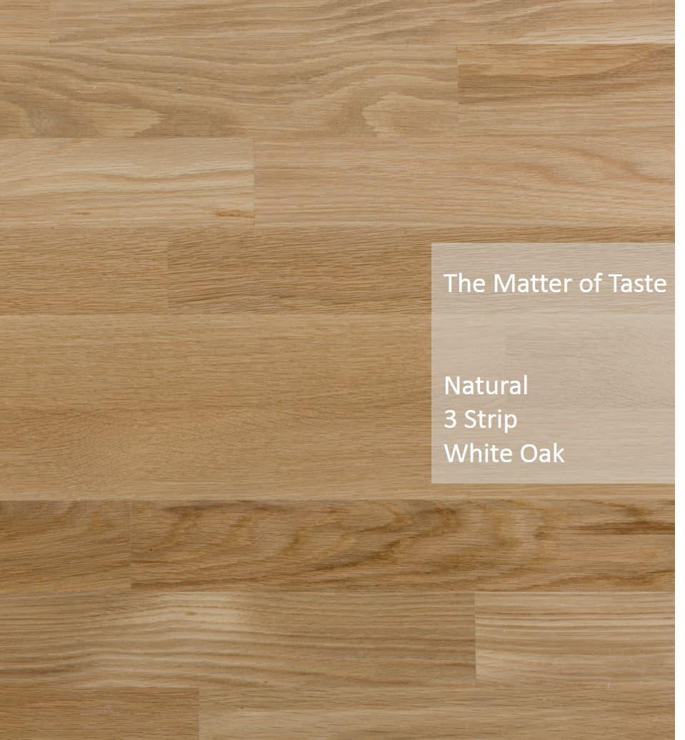 3 Ply Engineered Wood Flooring Natural Oak