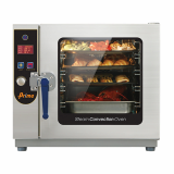 Steam convection oven