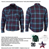 Flannel Lumberjack Shirt LEVIOR IMPEX