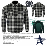 Cotton Flannel Lumberjack Shirt