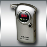 CA2000 Breathalyzer (Breath Alcohol Tester)
