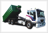 Garbage Truck-11Ton Arm Roll Truck