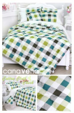 Beddign Set - Cotton Cloth Check