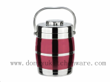 DY-2002 stainless steel lunch pot