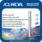 DC Solar well Pump_Permanent Magnet_DC brushless__4SP8_7