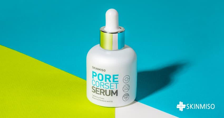 Skinmiso Pore Minimizing Facial Pore Serum Korea Cosmetic