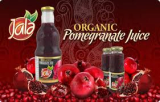 Organic pomegranate juice_ directly squeezed_ NFC_ clarified