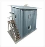 2 story shelter