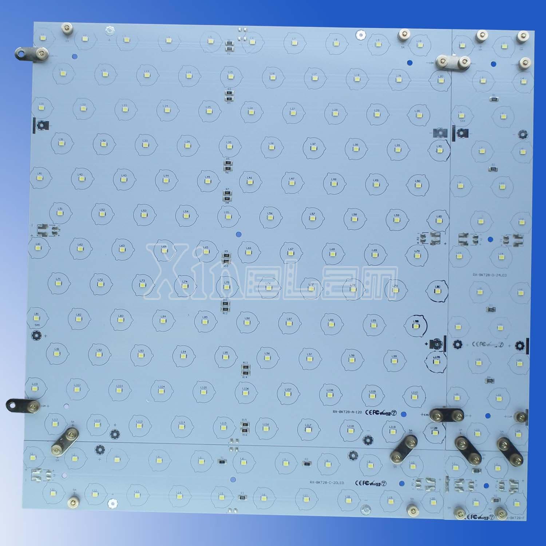 160 degree LED panel light pcb board | tradekorea