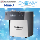_Korea Bingsu machine_ SNOWAY Snow Flake Ice Machine_MINI_J_
