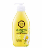 _HAPPY BATH_ Chamomile Essence Norishing Body Wash